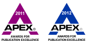 aNFP wins 2011 & 2012 APEX Award