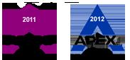 aNFP wins 2011 & 2012 APEX Award