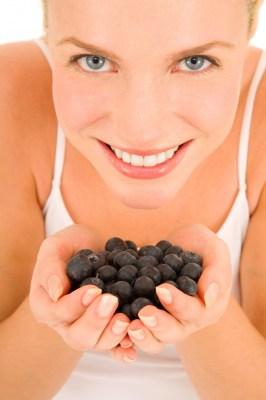 berries natural fertility enhancers